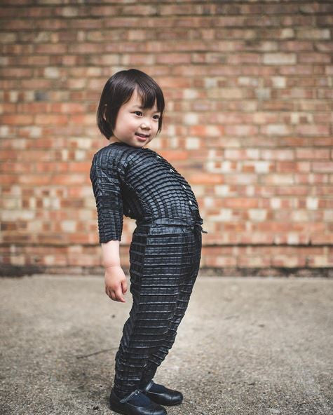Clothes that grow with your child
