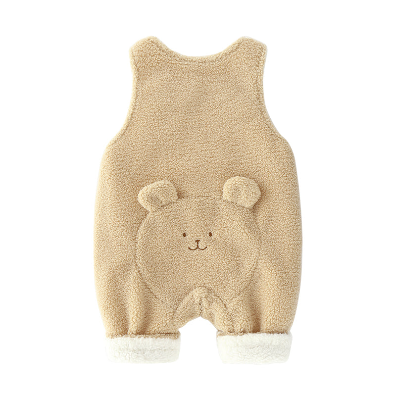 Teddy Bear Overalls