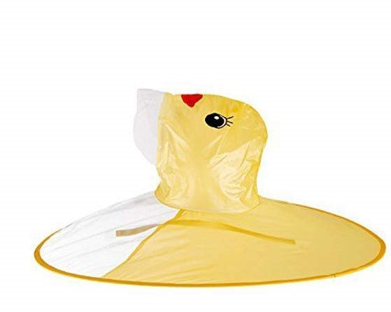 Duck UFO Raincoat