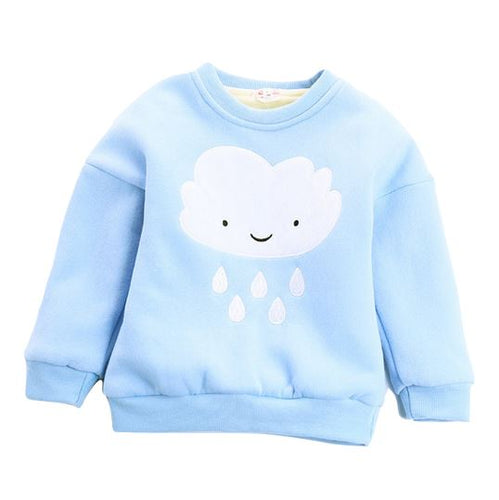 Cosy Little Rain Cloud Sweater