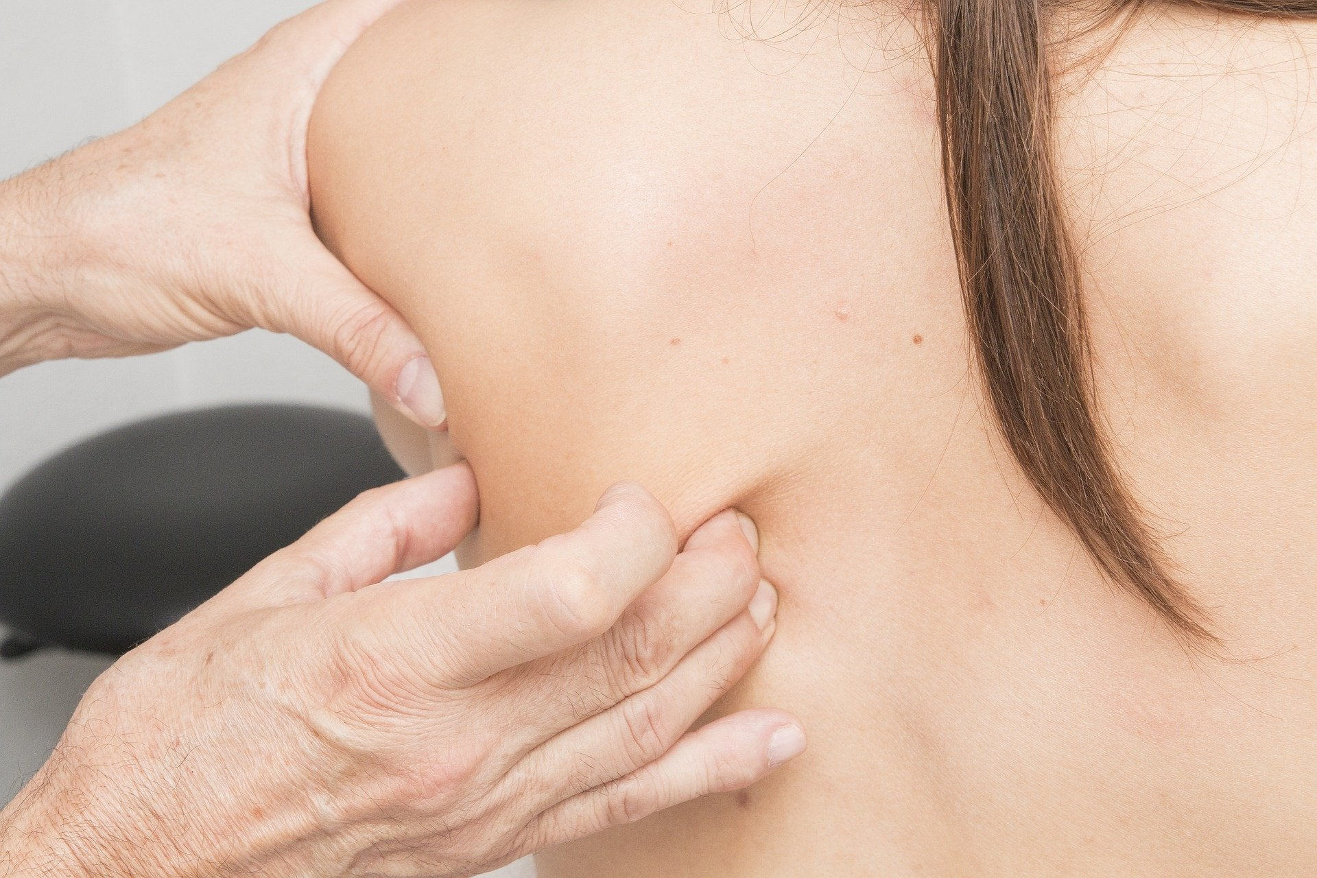 Massage for Back and Neck Pain