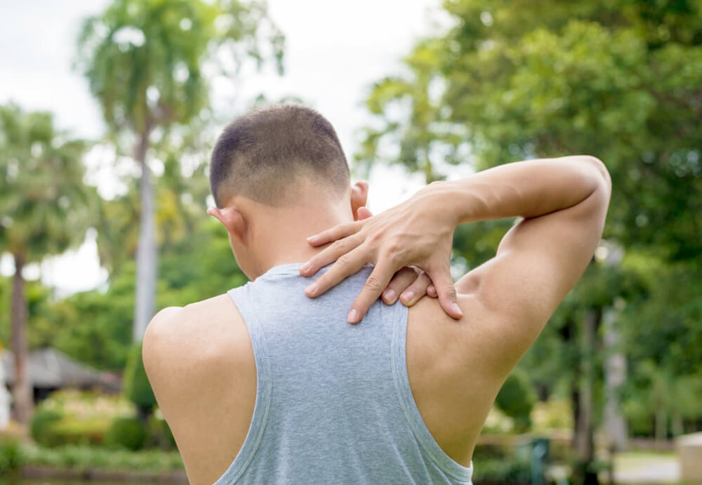 stretch when Dealing with Neck Pain? Backmate Blog