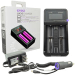 Efest - 2 Bay Battery Charger
