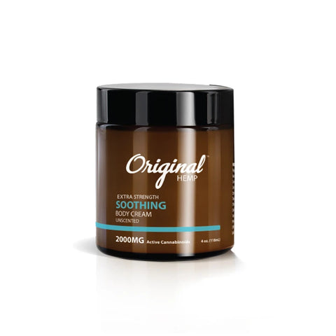 Original Hemp - CBD Body Cream 2000MG