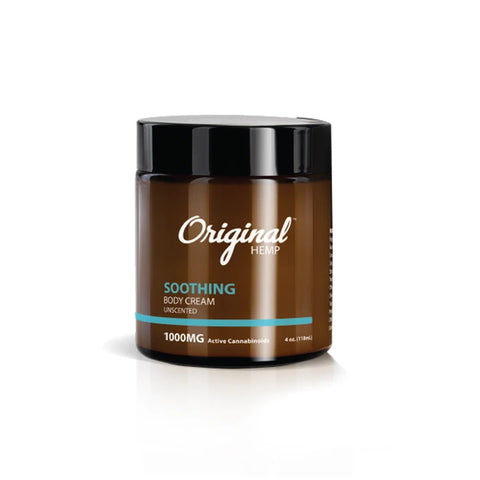 Original Hemp - CBD Body Cream 1000MG