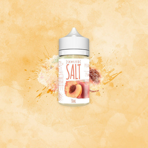 Skwezed - Peach (Salt Nic)