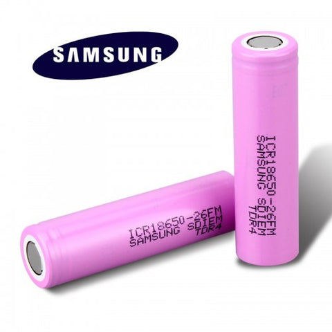 Samsung - 18650 Battery 30Q