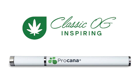 Procanna - CBD 200mg Disposable Vape Pen