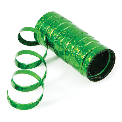 Green Bulk Party Serpentine Streamers & Throws