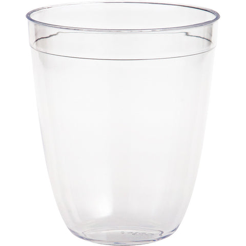 Clear Disposable Catering Old Fashioned Tumblers 12 oz