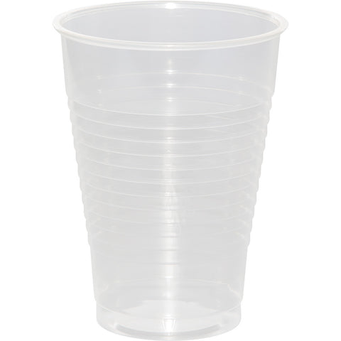 Clear Bulk Party Plastic Cups 12 oz. (240/Case)