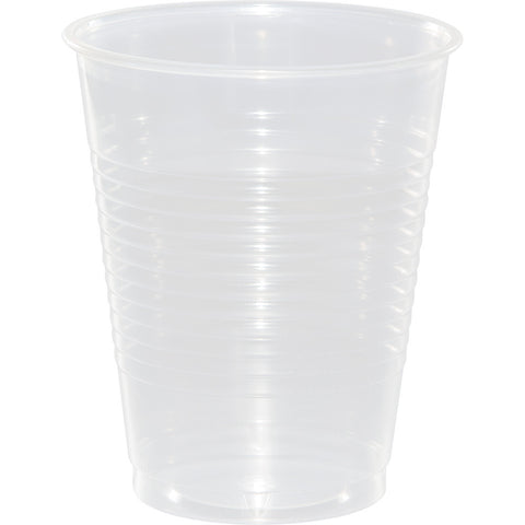 Clear Bulk Party Plastic Cups 16 oz. (240/Case)