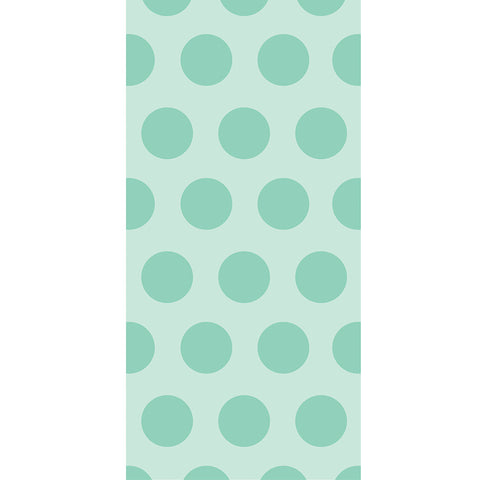Mint Bulk Party Polka Dot Cello Treat Bags-Disposable Catering Supplies-Creative Converting-240-