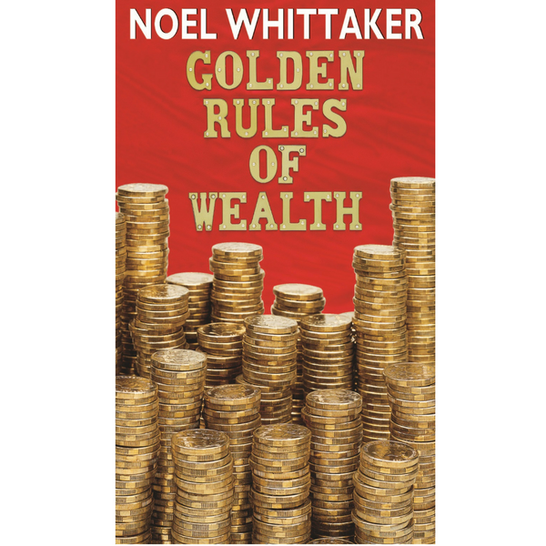 Golden Rules of Wealth