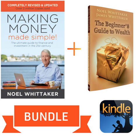 Super Bundle - Superannuation Made Simple 2017 and Making Money Made Simple 22nd Edition