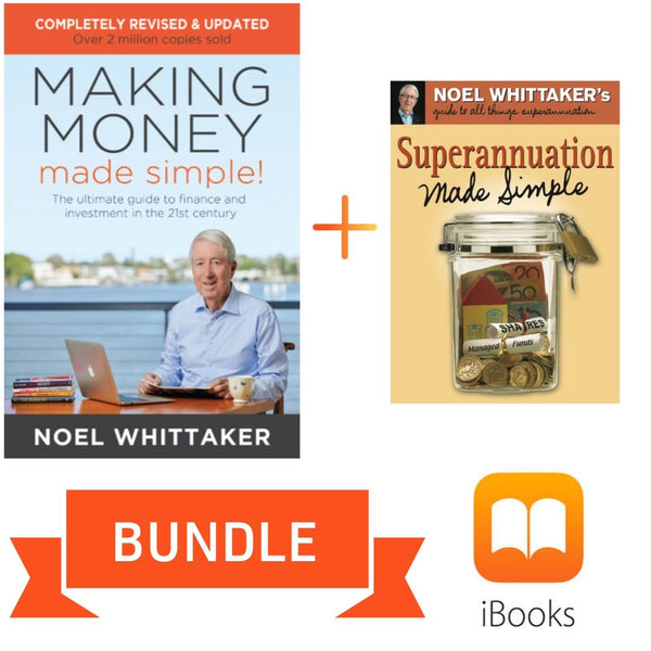 Super Bundle - Making Money Made Simple 23rd Edition (2019) + Superannuation Made Simple 2020