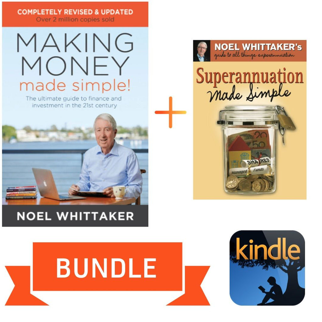 Super Bundle - Making Money Made Simple 23rd Edition (2019) + Superannuation Made Simple 2017