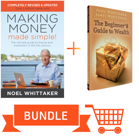 Bundle - Making Money Made Simple and The Beginner'$ Guide to Wealth