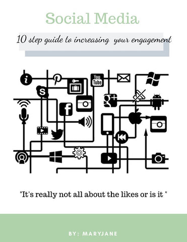 SOCIAL MEDIA: 10 Step guide to Increasing your engagement