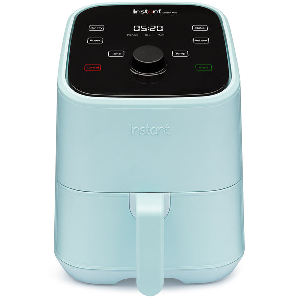Instant™ Vortex™ Mini Air Fryer 2 Quart 4-in-1, Aqua