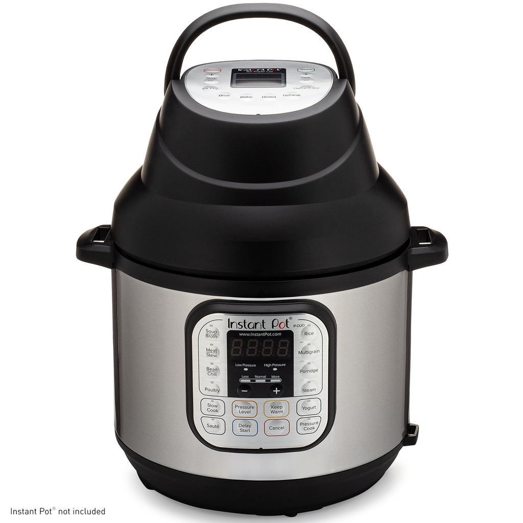 Instant Pot Air Fryer Lid 6 Quart