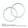 Instant Pot Sealing Ring Mini 2-Pack Clear