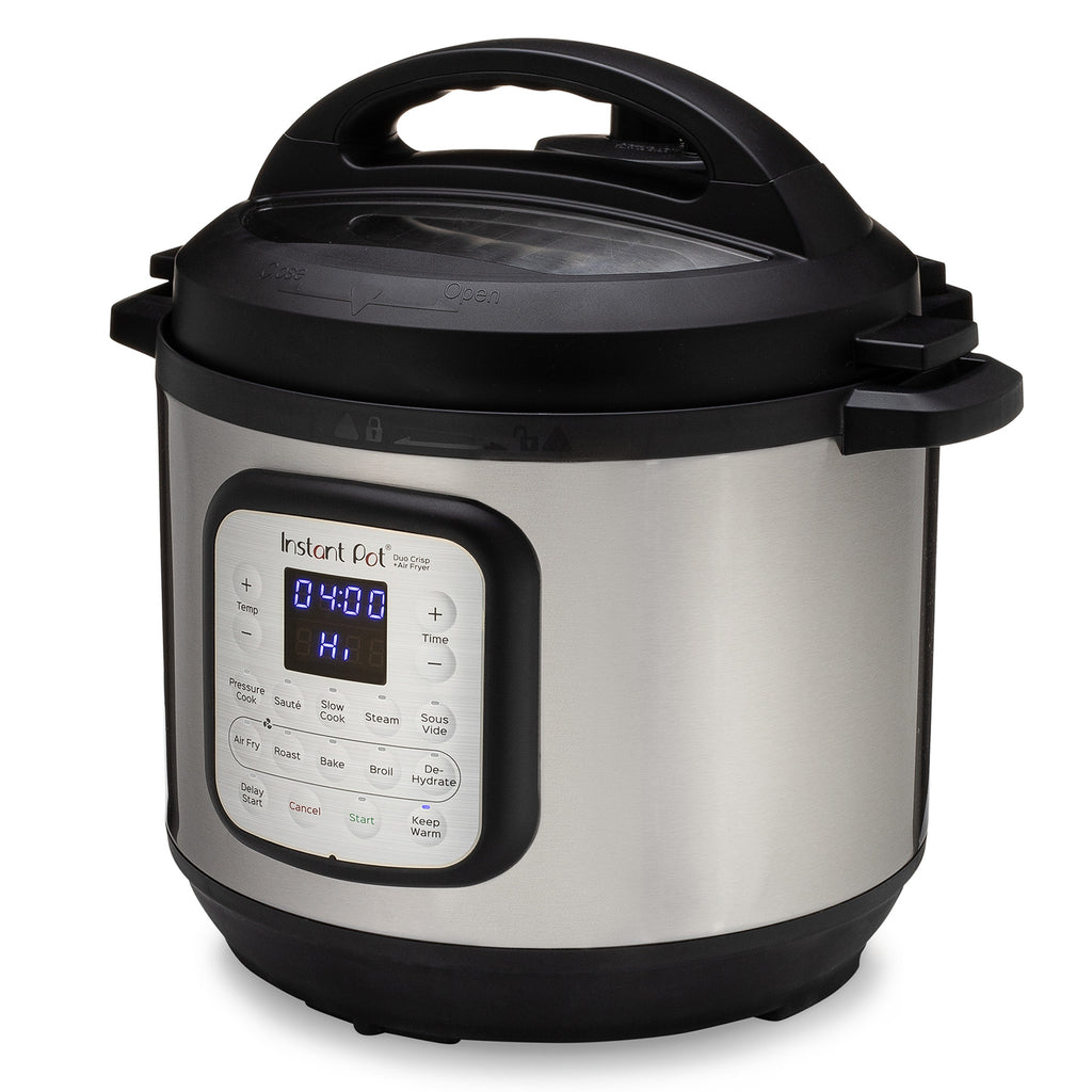 Instant Pot Duo Crisp and Air Fryer 11-in-1 8 Quart