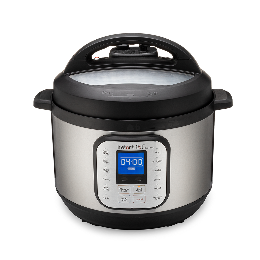 Instant Pot Duo Nova 10 Quart Pressure Cooker Multi-Cooker