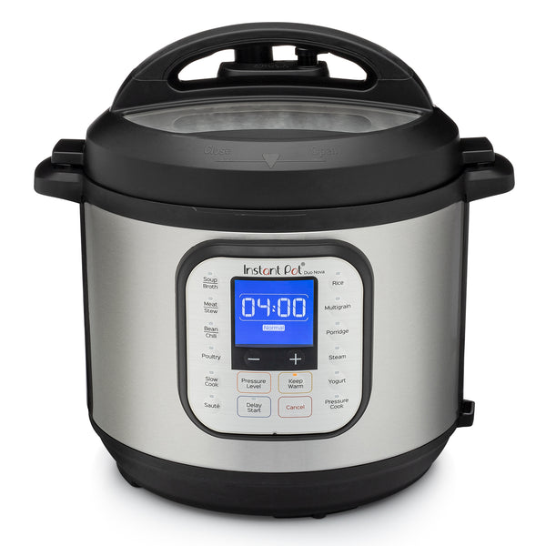 Instant Pot Duo Nova 6 Quart Pressure Cooker Multi-Cooker