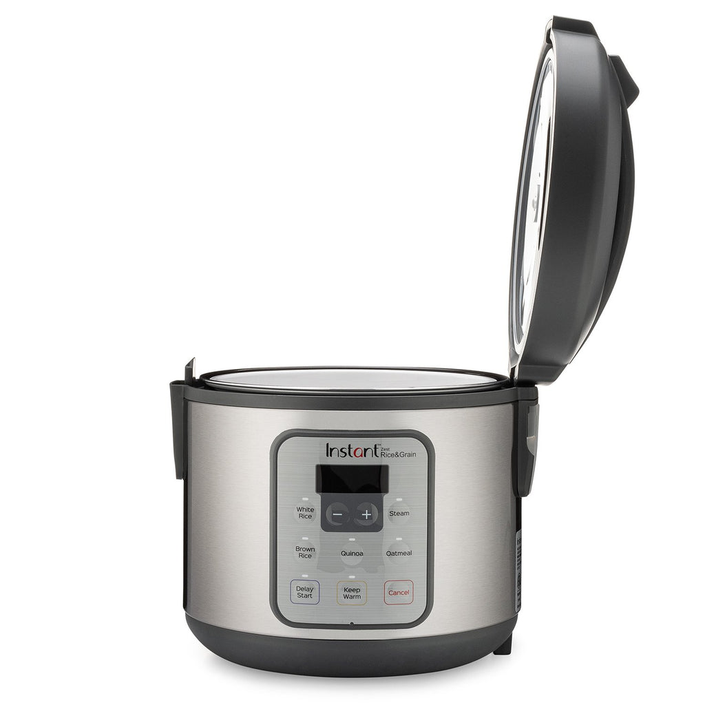 Instant Zest 8 Cup Rice and Grain Cooker by the makers of Instant Pot