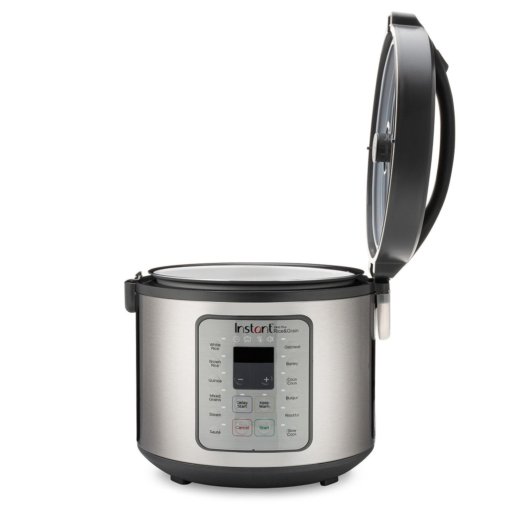 Instant Zest Plus 20 Cup Rice and Grain Cooker by the makers of Instant Pot