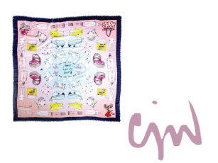 Baby On The Way Scarf by CJW image