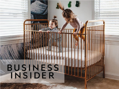 BUSINESS INSIDER: Babyletto's Jubilee Crib is the Perfect Piece! image