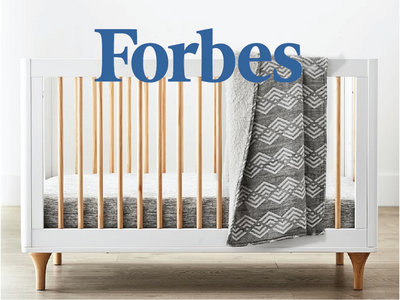 FORBES: 8 of the Best Cribs For Babies image