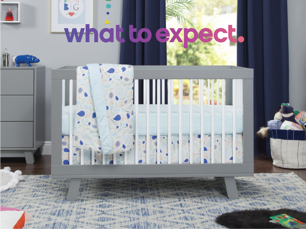 WHAT TO EXPECT: Best Baby Cribs for Your Little One's Nursery image
