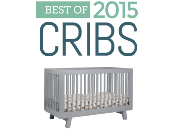 Babylist 10-26-15 Best Cribs of 2017 includes babyletto Hudson Crib