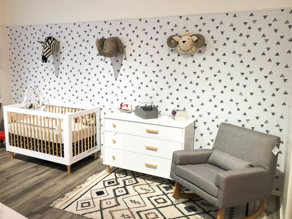 Our New Home in Los Angeles – Babyletto
