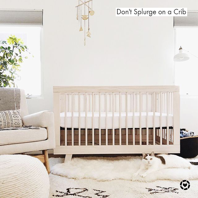 My Domaine: Budget Nursery Decorating Tips – Babyletto