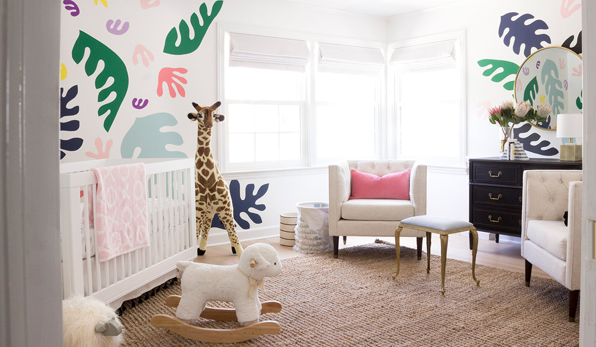 Nate Berkus: Glamorous Budget-Friendly Surprise – Babyletto