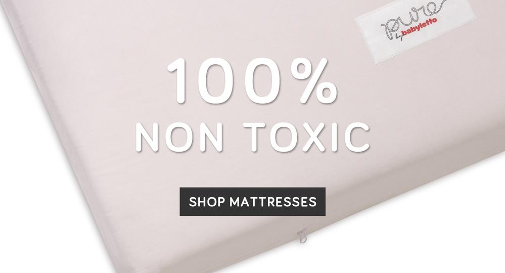 Babyletto Non-Toxic Pure Mattresses - Click to Shop