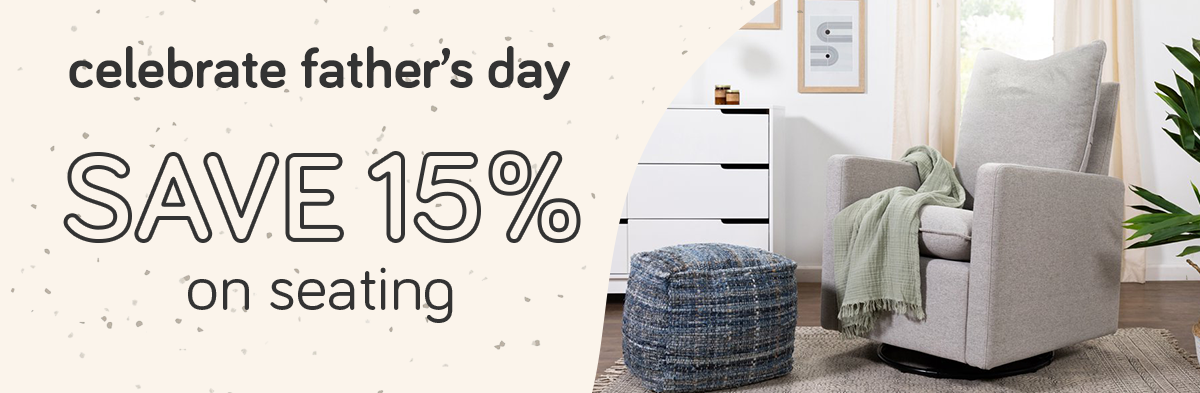 Babyletto Father's Day Nursery Seating Sale