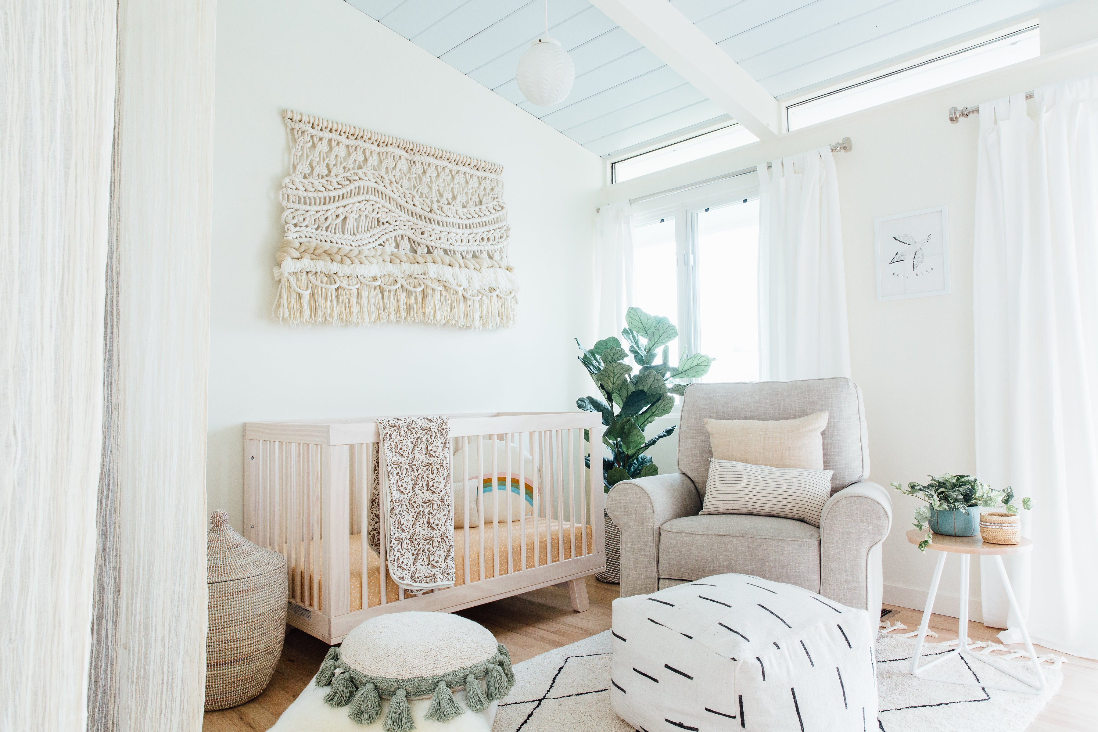 people boho lonny nursery