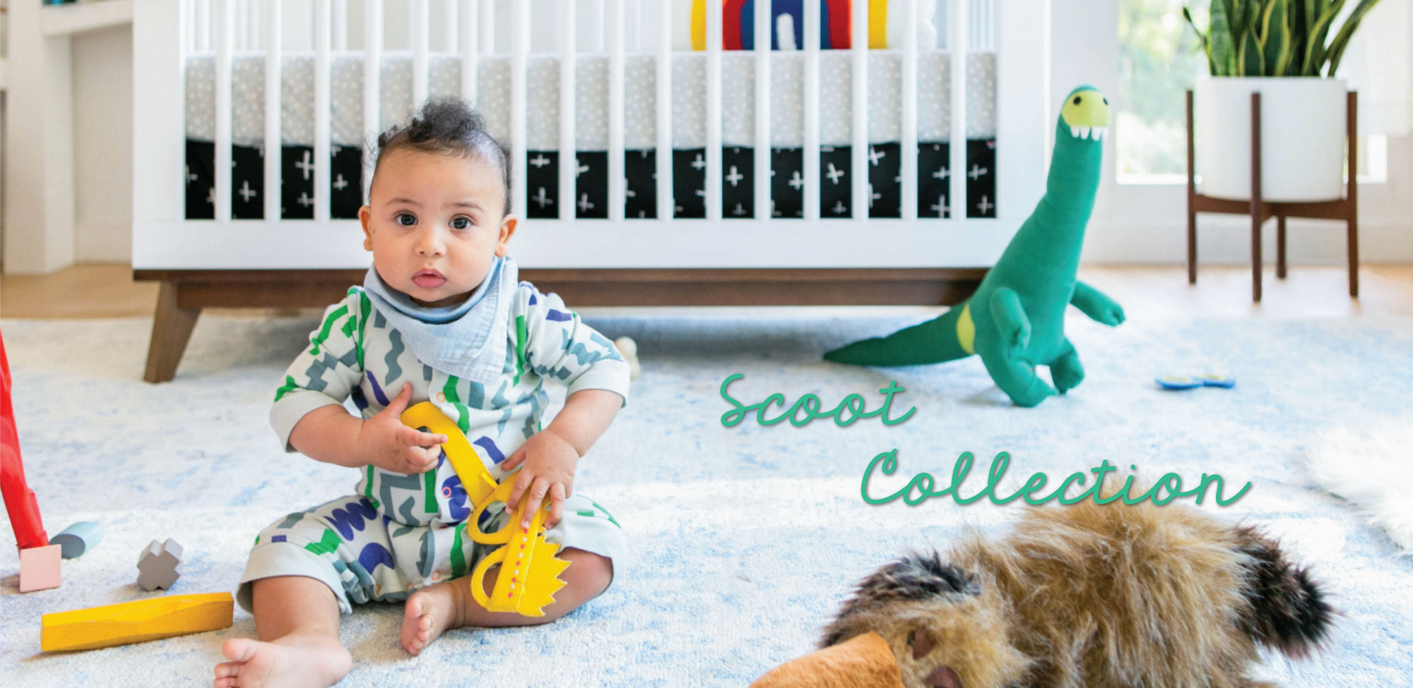 babyletto banner scoot crib