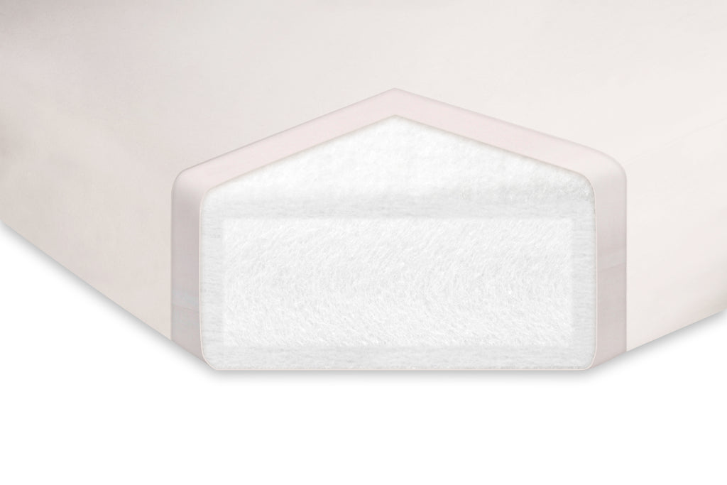 M5322BB,Pure Core Non-Toxic Crib Mattress with Dry Waterproof Cover