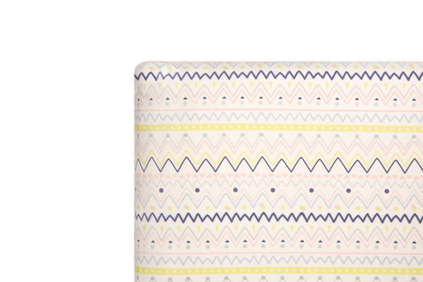 T11045,Desert Dreams Mini Crib Sheet