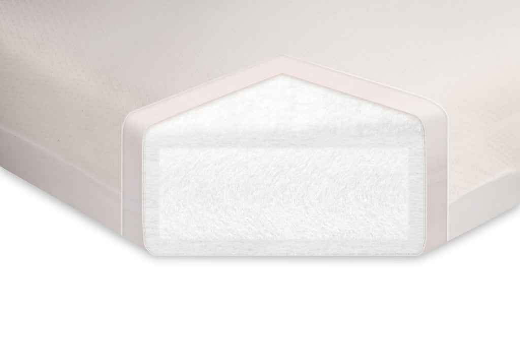 M5322BA,Pure Core Non-Toxic Crib Mattress With Smart Cover