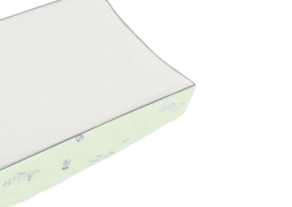 T8073,Tranquil Woods Contour Changing Pad Cover