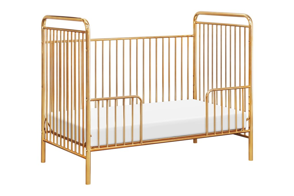 M15299GLD,Toddler Bed Conversion Kit for Jubilee in Gold