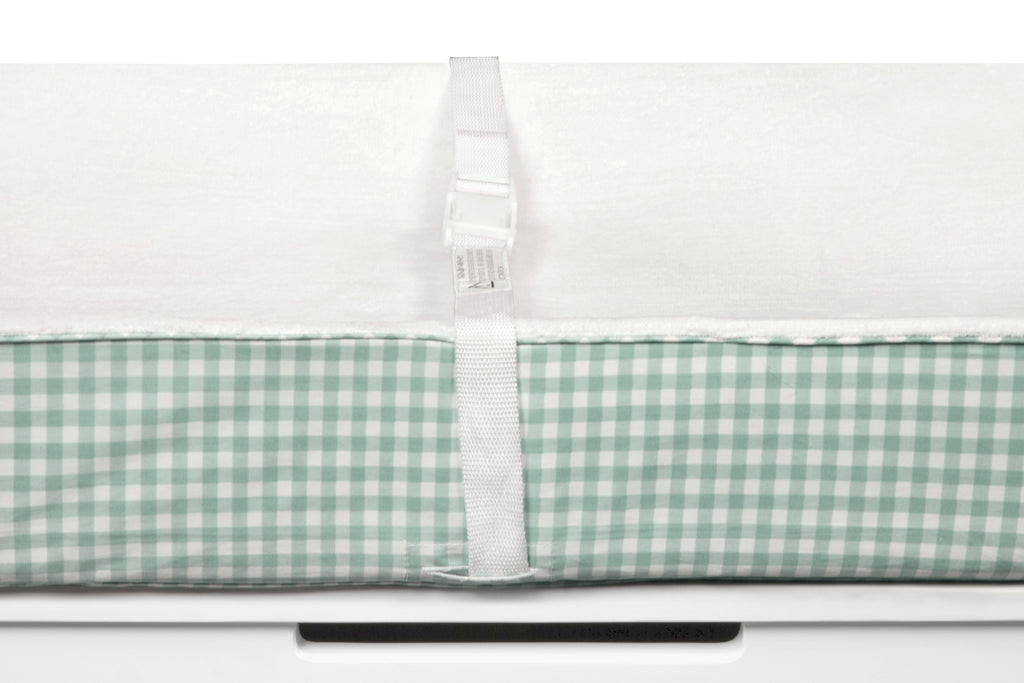 T11033,Tulip Garden Changing Pad Cover