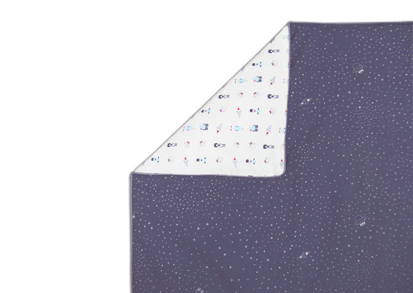 T8052T,Galaxy 2-in-1 Play and Toddler Blanket